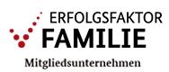Banner: Mitglied im Erfolgsfaktor Familie