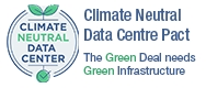 Banner: Climate Neutral Data Centre Pact