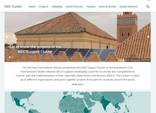 Neue Homepage ndc-cluster.net