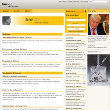 Relaunch von bnr.de