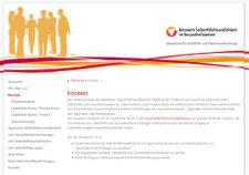 Screenshot http://www.selbsthilfefreundlichkeit.de