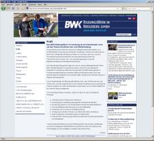 Relaunch www.bwk-berlin.de