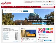 visitBerlin ist das Tourismusportal Berlins