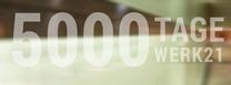 5000 Tage werk21 - ein Grund zum Feiern.