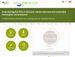 Webseite zur Konferenz für nachhaltige Entwicklungsziele