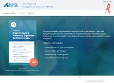 Startseite hivreport.de